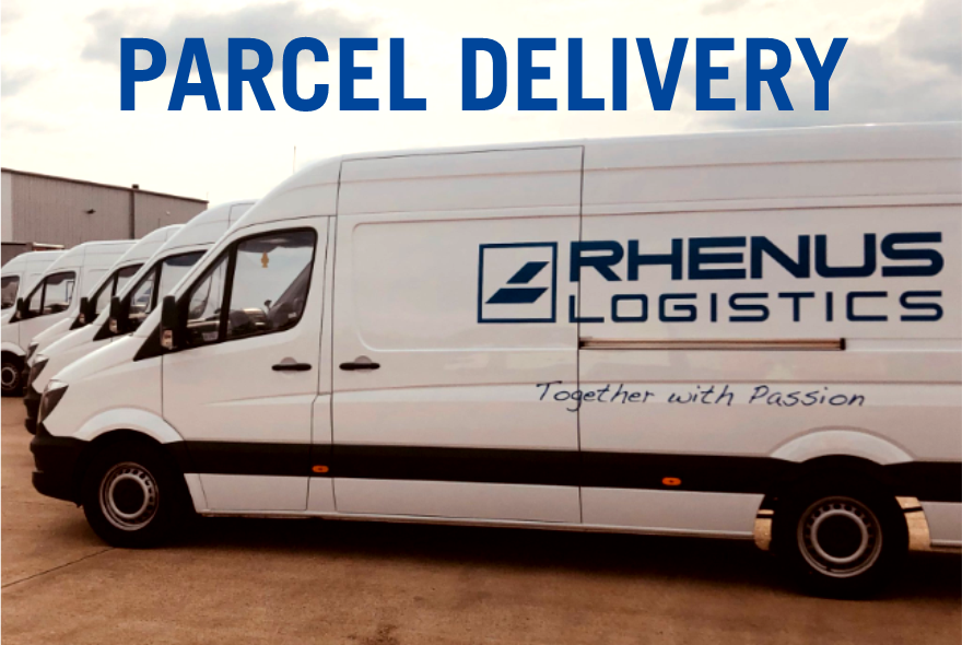 Rhenus Corby Parcel Delivery